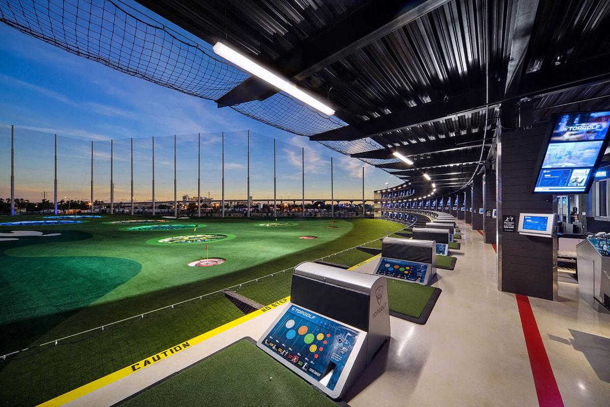 Emerging Leaders Topgolf